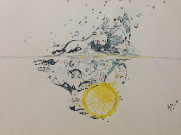 Draw Lemon